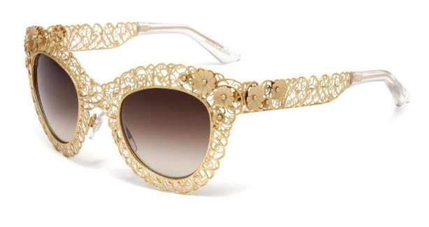 Dolce & Gabbana Eyewear Collection Watermark