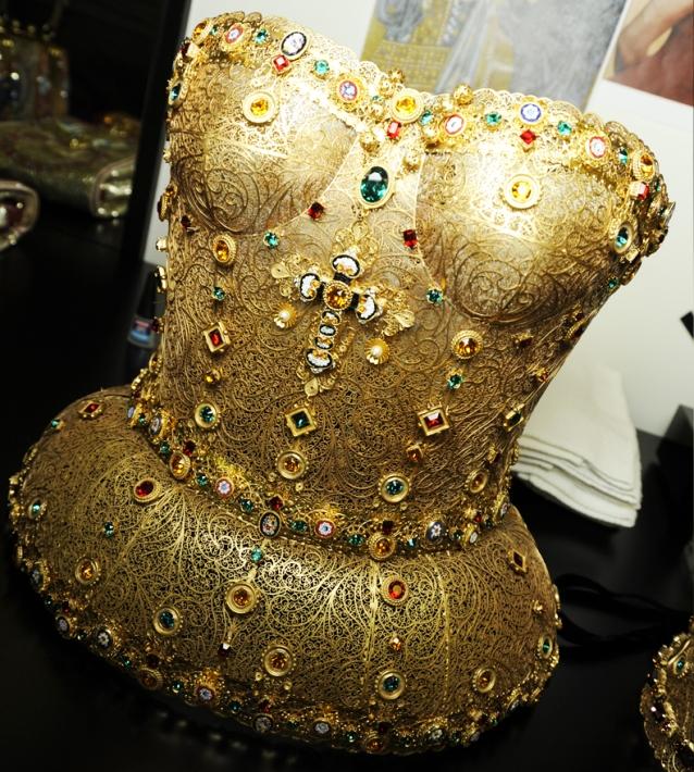 Dolce Gabbana jewelry 2014