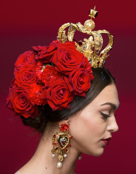 Dolce&Gabbana Spring 2015 Accessories